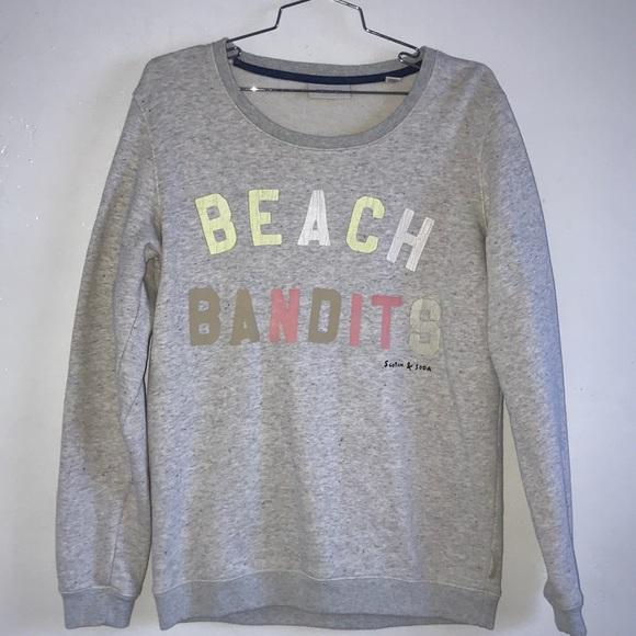 Scotch /& Soda Beach Pullover Hoody